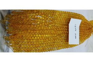 Golden Lace Beads Line